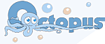Octopus - hosting with WebGUI free website builder